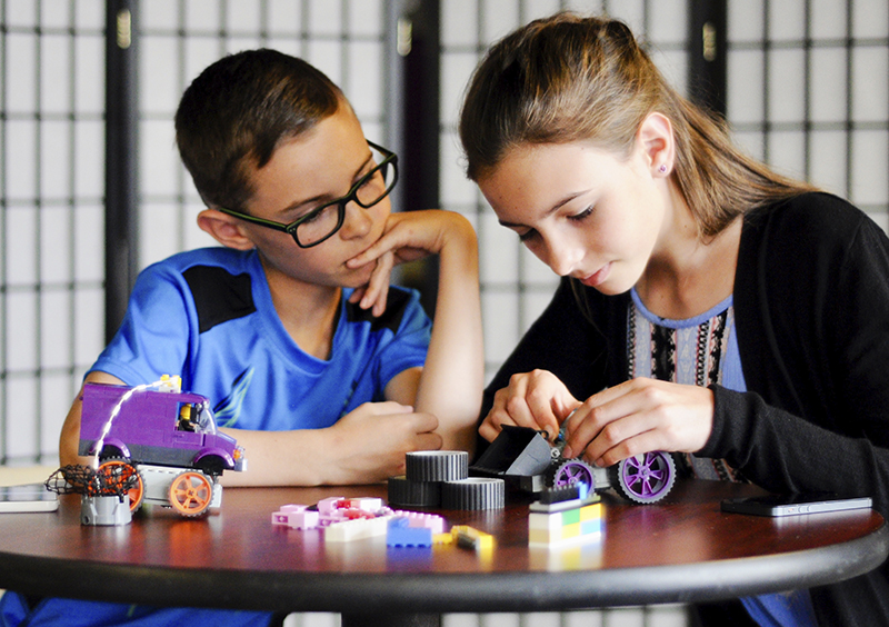STEM:IT Robotics Middle School Kit